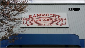 shop for outdoor business signs in Fresno