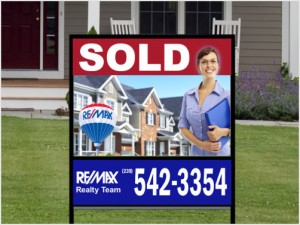 shop for quality real estates signs near me