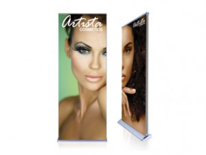 buy retractable banners in Fresno California