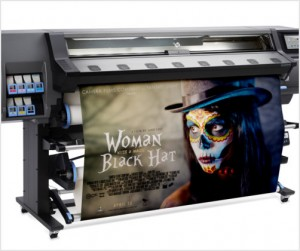 large format printing posters